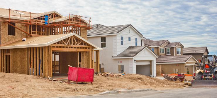 New home sales surge to highest level since before the Great Recession